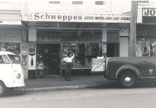 Dad's Shop - Avenue Road 1950s
