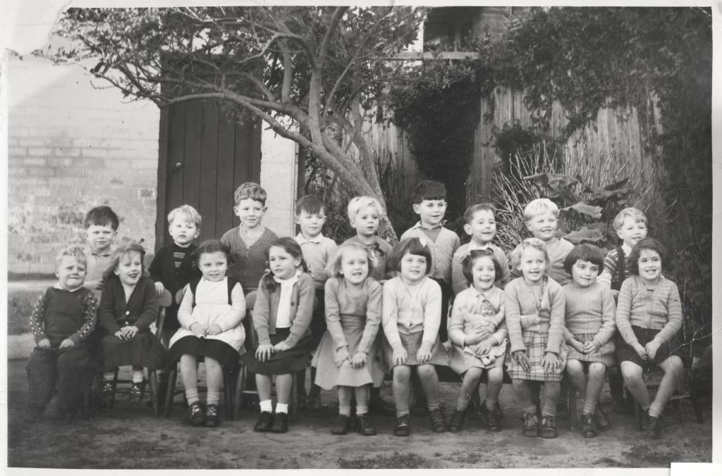 Malvern Kindergarden July 1947