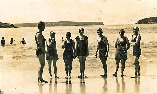 Balmoral bathing beauties